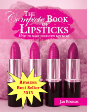e book - The Complete Book of Lipsticks